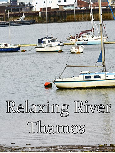 Relaxing River Thames