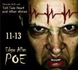 Edgar Allan Poe Audiobook Collection 11-13: The Tell-Tale Heart and Other Stories