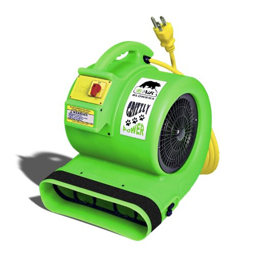 B-Air Dryer Airmovers Gp-1 G B-Air Grizzly Dryer Airmover front-350172