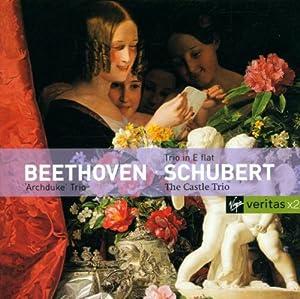 Beethoven: Archduke Trio / Schubert: Trio in E Flat