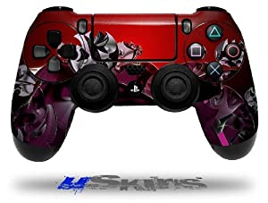 Garden Patch - Decal Style Wrap Skin fits Sony PS4 Dualshock 4 Controller - CONTROLLER NOT INCLUDED