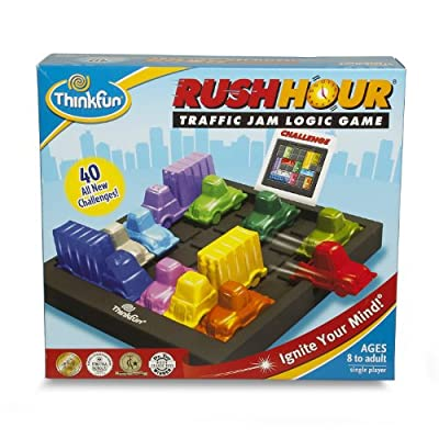 Rush Hour Puzzle Game