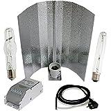 150-W 250-W 400-W 600-W 1000-W Natriumdampflampe (250-Watt ETI VSG mit Wuchs & Blüte Leuchtmittel) Grow-set mit...