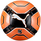 Puma PowerCat 2.12 Match Football FIFA Approved fluo orange-black-white-dark shadow Size:one size