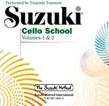 Tsuyoshi Tsutsumi Performs Suzuki Cello School (Volume 1 and 2)
