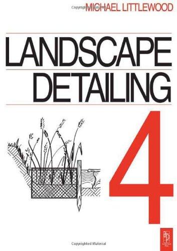 Landscape Detailing Volume 4: Water (Landscape Detailing Series)
