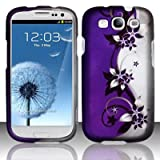 Violet Divine - Samsung Galaxy S III (S3) Protector [i9300]