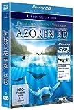 Image de Azoren 3d-auf Den Spuren Von Entdeckern,Walen [Blu-ray] [Import allemand]