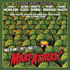 MARS ATTACKS! (Expanded!) [Soundtrack]