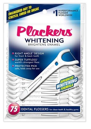 プラッカーズ・ホワイトニング フロッサー