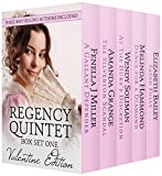 img - for Regency Quintet: Valentine's Edition book / textbook / text book