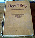 Here I Stay (Special Edition - Published by Arrangement with Coward-McCann, Inc.)