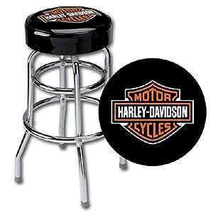 Amazon Harley Davidson Bar & Shield Bar Stool Harley