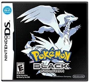 Pokemon: Black Version - Nintendo DS Standard Edition