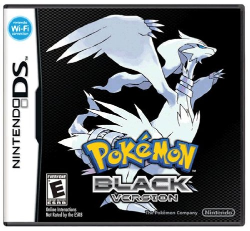 Pokemon – Black Version
