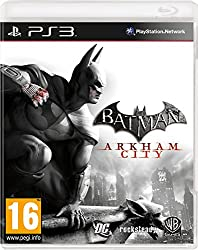 Batman- Arkham City (PS3)