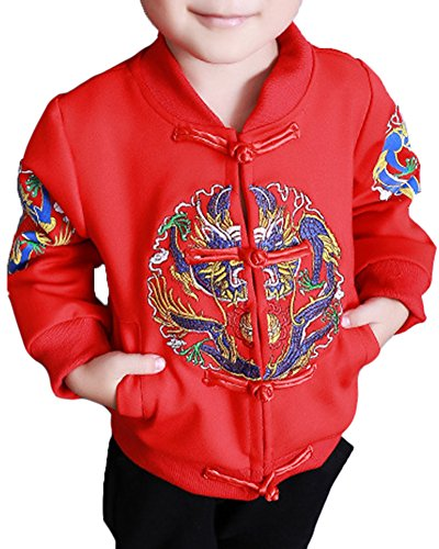 saideng-kids-boys-round-collar-chinese-traditional-tang-suit-coat-red-120