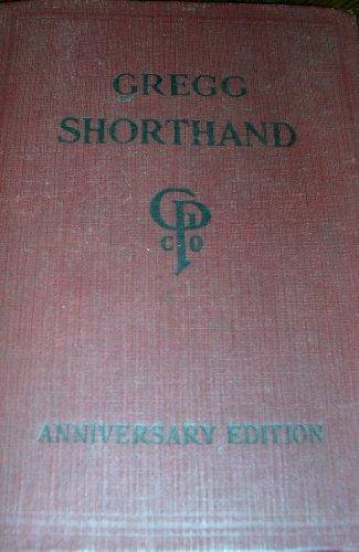 Gregg Shorthand, Anniversary Edition