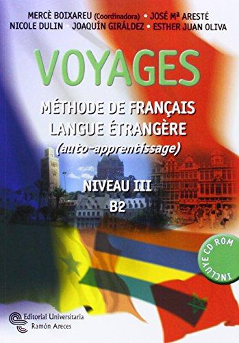 voyages-methode-de-francais-langue-etrangere-niveau-iii-b2-manuales