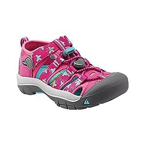Keen Newport H2 Very Berry Butterfly Unisex Kids Sport Sandals Size 12M