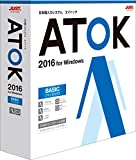 Amazon.co.jpATOK 2016 for Windows [ベーシック] 通常版