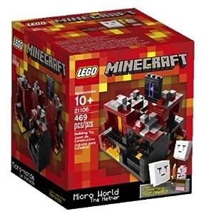LEGO Minecraft The Nether 21106 [並行輸入品]