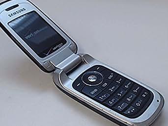 Verizon Wireless -Samsung-(sch-u430) Inpulse Pay As You Go Camera Phone with Account Balance Display