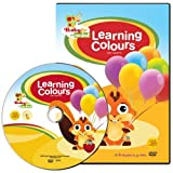 BabyTV DVD Learning Coloursby BabyTV