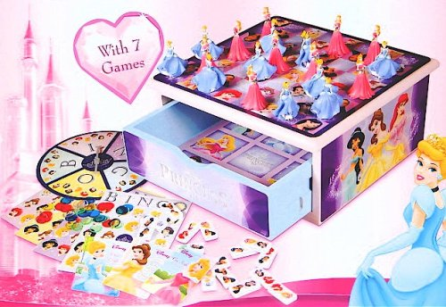 Disney Princess Game House - 1