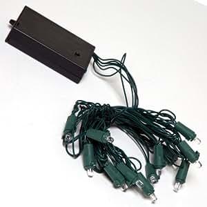 Noma inliten v1961 88 15 light white led - Battery operated car interior lights ...