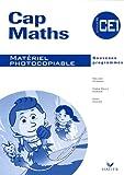 echange, troc Roland Charnay, Marie-Paule Dussuc, Dany Madier - Cap Maths CE1 : Matériel photocopiable