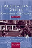 img - for Australian Cities: Continuity and Change (Meridian) by Clive Forster (2004-10-21) book / textbook / text book