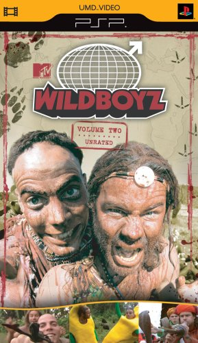 Wildboyz Vol 2 - Sony PSP - 1