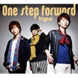 One step forward(豪華盤)(DVD付)