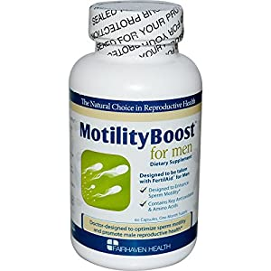 Fertilaid Motility Boost for Men (60 Capsules, 1 Month Supply)
