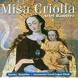 3016780 CD Missa Criolla