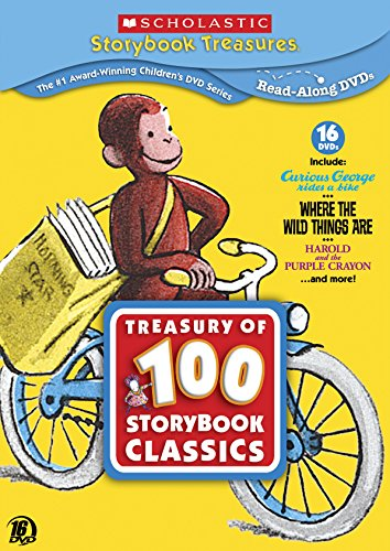 Scholastic Storybook Treasures: Treasury of 100 Storybook Classics (Thinpak Packaging) (Storybook Classics compare prices)