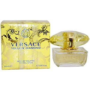 VERSACE YELLOW DIAMOND by Gianni Versace for WOMEN: EDT SPRAY 1.7 OZ