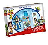 TOY STORY 3 by Gift Set for Men and Women: EDT SPRAY 3.4 OZ & KEY RING & STICKERS