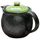 Jade and Bronze Teapot