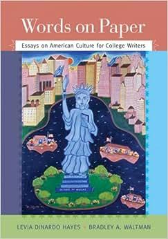 modern american culture essays