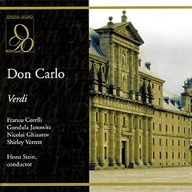 """Don Carlo: Act III, """"Ah! pi� non vedr�...O don fatale"""" (Eboli)"""