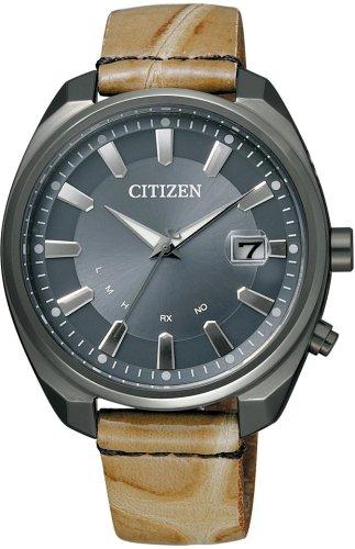 CITIZEN (シチズン) 腕時計 ALTERNA オルタナ Eco-Drive エコ・ドライブ 電波時計 VO10-6713 メンズ