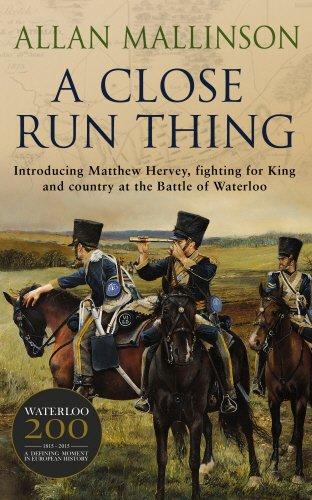 A Close Run Thing (Matthew Hervey, #1)