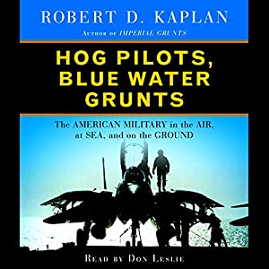 Hog Pilots, Blue Water Grunts Audiobook