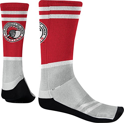 ProSphere Men's University of Tampa Classic Sublimated Socks (Medium)