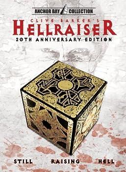 """Cover of """"Hellraiser"""""""