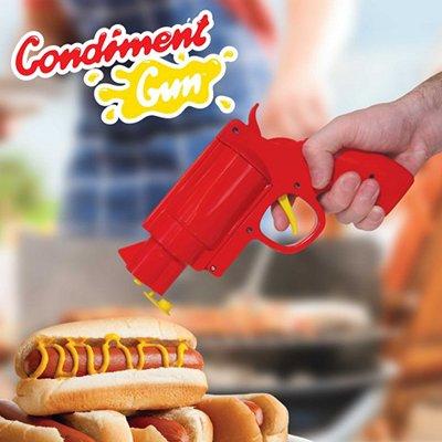 Condiment Gun Dispenser