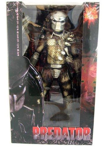 1/4 Scale (18) Predator - Masked Figure