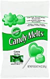 Wilton Candy Melts -Dunkel grün Dark green